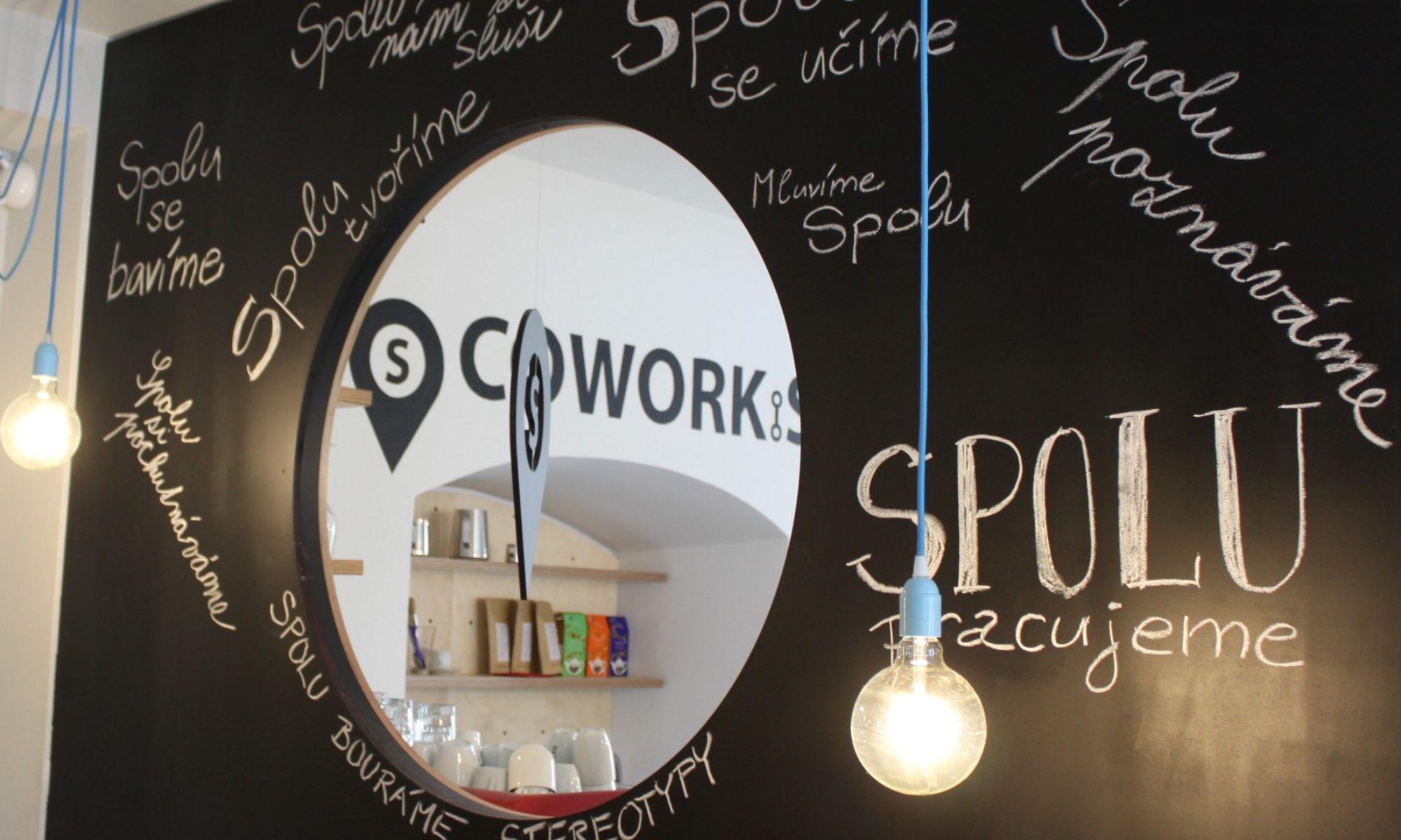 Coworkingové centrum Humpolec